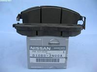 Колодки тормозные передние Nissan TEANA J32 D1060JN00A