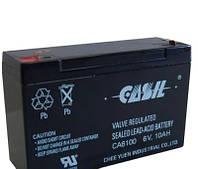 Аккумулятор CASIL СА6100 6V 10Ah, купить