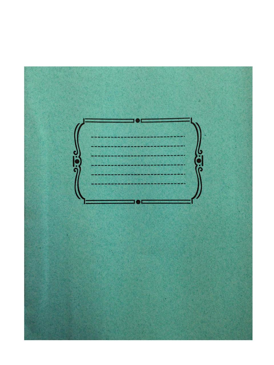 Тетрадь 12 листов косая линия