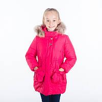 """Зимняя куртка для девочки """"Рената """" Разные цвета"""