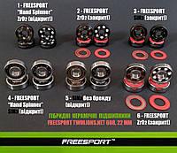 Підшипник керамічний гібридний Freesport Twolions.net 608 RS 22 мм подшипник керамический гибридный