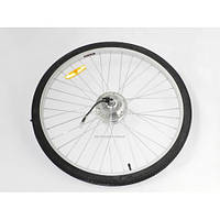 ЭЛЕКТРОНАБОР 350W для велосипеда 26 колесо, передний VEGA
