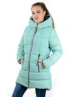 Пальто- пуховик женский Z22156
