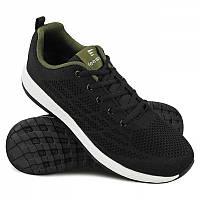 Чоловічі кросівки FEEWEAR Tunder 44р. 28,5см.-29см. Black/Olive
