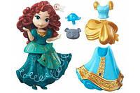 Принцесса Мерида игровой набор с маленькой куклой и модными аксессуарами Hasbro (B7159)