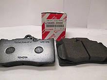 Тормозные колодки передние  Lexus GS IS 04465-30500