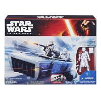 Космический корабль вселенной Звездные войны 9 5 см Класс ІІ First Order Snowspeeder Star Wars Hasbro (B3673)