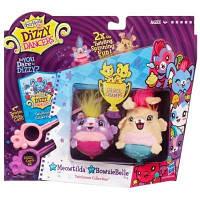 Две фигурки Диззи Дэнсерс Meowtilda & BowzieBelle Furry Friends Hasbro (51657)