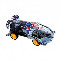 Заводной 3D пазл Гоночная машина Pulse Star HOPE WINNING (HWMP-103)