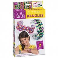 Набор для изготовления браслетов Glittering Bracelets WOOKY (00553)