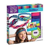 Набор для изготовления украшений для волос Braidy Bunch WOOKY (00860)