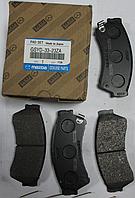Тормозные колодки Передние Mazda 6 (GH) 2007-2012