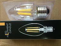 Led Светодиодная лампа свечки, 4W