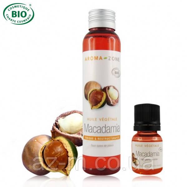 Макадамии масло растительное BIO (Macadamia)