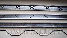 Профиль Зиг-Заг для крепления тепличной пленки 0,5мм, фото 3