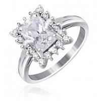 """Серебряное кольцо с камнями """"380"""""""