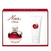 Nina Ricci Nina L'Elixir Set (Edp 50 ml+B\L100ml)