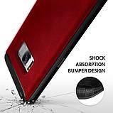 Чехол Ringke Flex S для Samsung Galaxy S8 Plus Red , фото 6