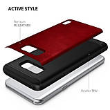 Чехол Ringke Flex S для Samsung Galaxy S8 Plus Red , фото 3