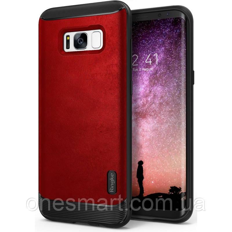 Чехол Ringke Flex S для Samsung Galaxy S8 Plus Red