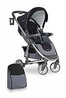 Детская прогулочная коляска EasyGo Virage carbon