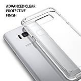Чохол Ringke Fusion для Samsung Galaxy S8 Plus Clear, фото 2