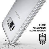 Чохол Ringke Fusion для Samsung Galaxy S8 Plus Clear, фото 7