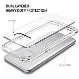Чохол Ringke Fusion для Samsung Galaxy S8 Plus Clear, фото 4