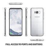 Чохол Ringke Fusion для Samsung Galaxy S8 Plus Clear, фото 6