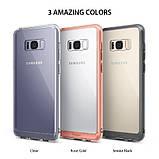 Чохол Ringke Fusion для Samsung Galaxy S8 Plus Clear, фото 3