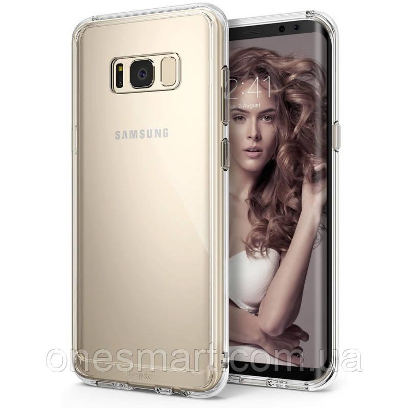 Чохол Ringke Fusion для Samsung Galaxy S8 Plus Clear