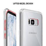 Чохол Ringke Fusion для Samsung Galaxy S8 Plus Clear, фото 5
