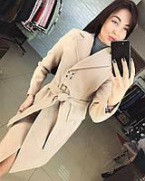 """Женское, стильное и практичное пальто из кашемира """"Донна"""" Осень-Весна. РАЗНЫЕ ЦВЕТА"""