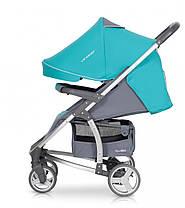 Детская прогулочная коляска EasyGo Virage malachite, фото 3