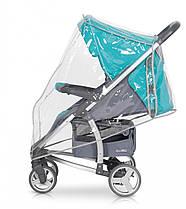 Детская прогулочная коляска EasyGo Virage malachite, фото 2