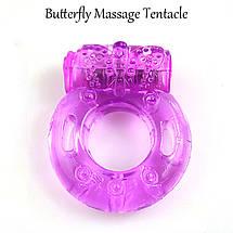 Вибро-кольцо Butterfly Ring, фото 2