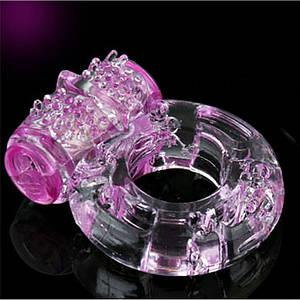 Вибро-кольцо Butterfly Ring