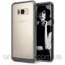Чохол Ringke Fusion для Samsung Galaxy S8 Plus Black Smoke