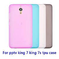 Силиконовый чехол для смартфона Pptv king 7, фото 1