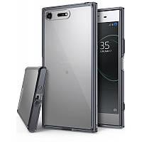 Чехол Ringke Fusion для Sony Xperia XZ Premium Smoke Black
