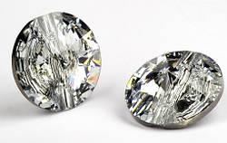 Полуножка 3015, 27mm, Crystal (001)