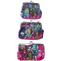 Кошелек-сумочка Monster High 17см, фиолетовая