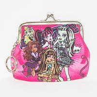Кошелек-сумочка с брелком Monster High 106