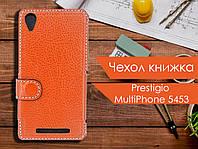 Чехол книжка для Prestigio MultiPhone 5453, фото 1