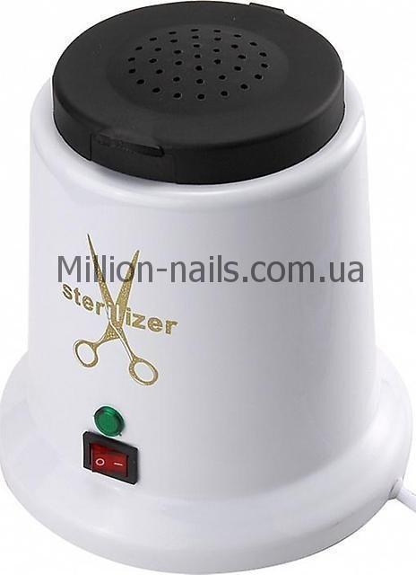 Стерилизатор для маникюрных инструментов кварцитовый металлический корпус YM-9008