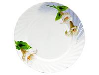 Тарелка Ø 25 см Каллы