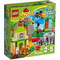 Конструктор LEGO Duplo Town Вокруг света Азия (10804)