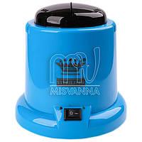 Кварцевый (шариковый) стерилизатор Master Professional для косметологических инструментов, синий