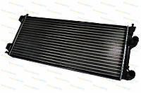 Радиатор охлаждения Fiat Doblo 1.3/1.9 JTD/1.9 MultiJet 2001-->2011 Thermotec (Польша) D7F022TT