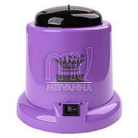 Кварцевый (шариковый) стерилизатор Master Professional для косметологических инструментов, фиолет